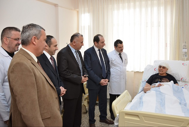 Hitit Üniversitesinde Başarlı Beyin Ameliyatı