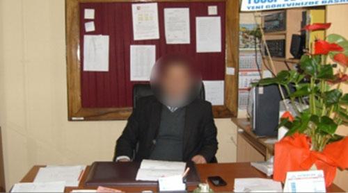 Tacizci Müdür yardımcısı Görevden Alındı