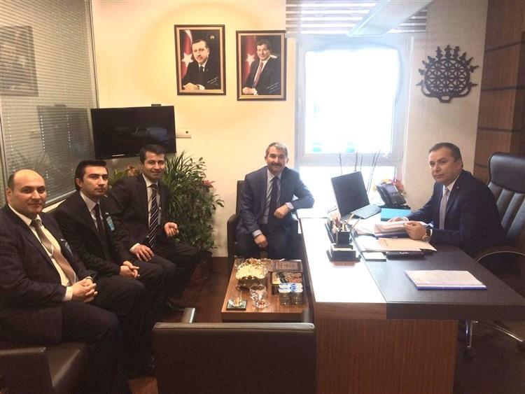 Çorum Ziraat Mühendisleri'nden Ankara Çıkarması