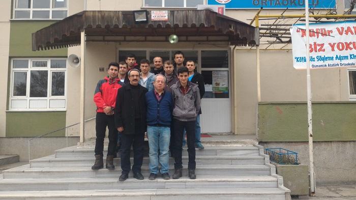 Başbakanlık AFAD Ekipleri Osmancık'ta