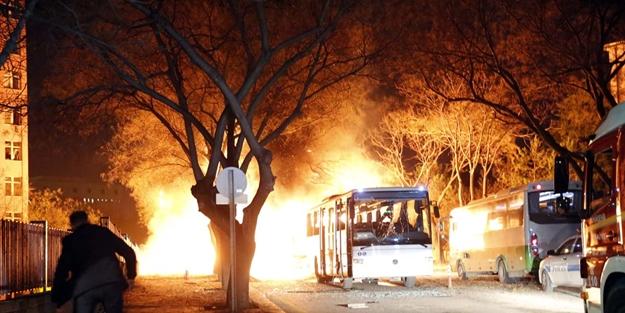 Ankara Saldırganının Bütün Bağlantıları Deşifre Oldu