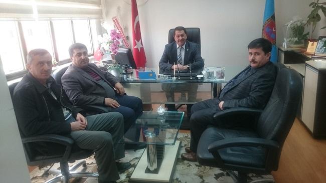 Osmancık Şoförler Odası'ndan Ziyaret
