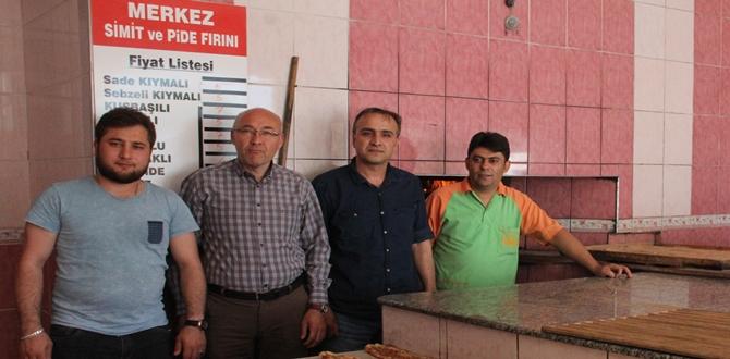 Çorum'da Ramazan Pidesi Fiyatları Değişmedi