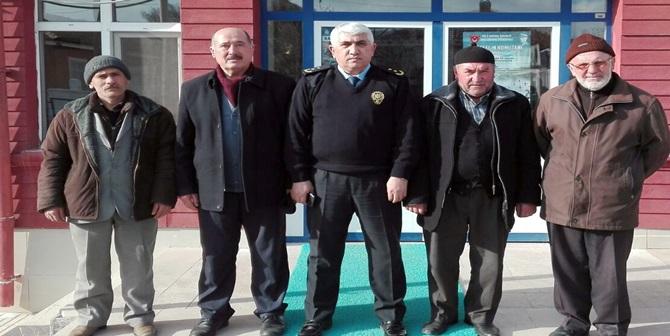 Asker ve Polise Destek Ziyareti