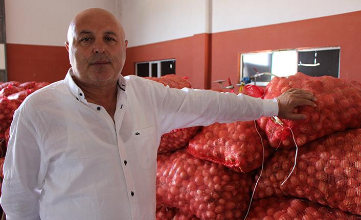 Soğan Fiyatları Yükseliyor