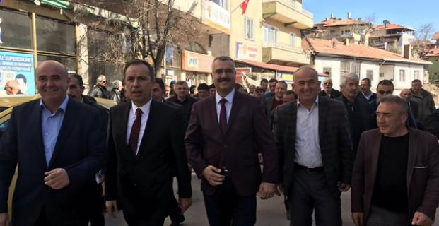 AK Parti'den Oğuzlar'a Çıkarma