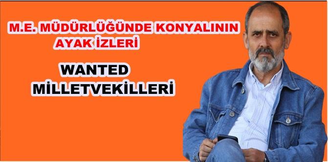 Konyalının Ayak Sesleri, Wanted Vekiller
