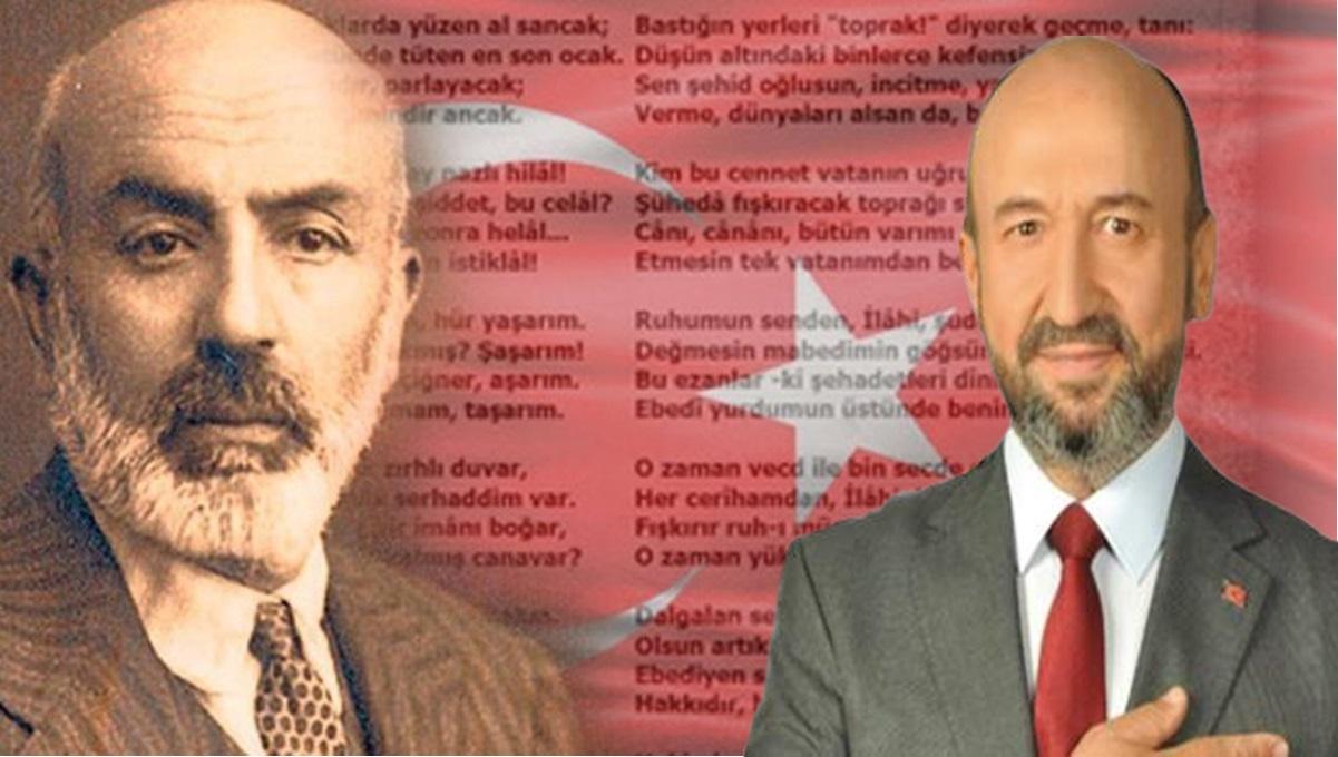 """İstiklal Marşı Milletimizin Moral Kaynağı Oldu"""