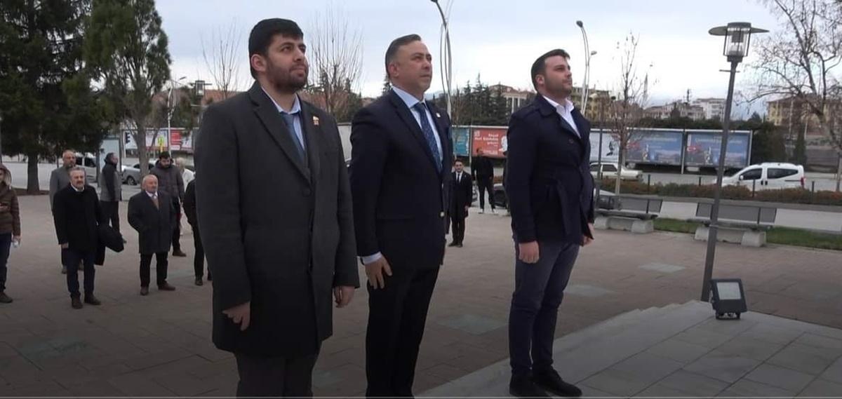 CHP Örgütü, Çanakkale Şehitlerini Unutmadı