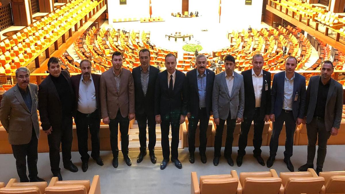 Ceylan, Alacalılara Meclisi Gezdirdi