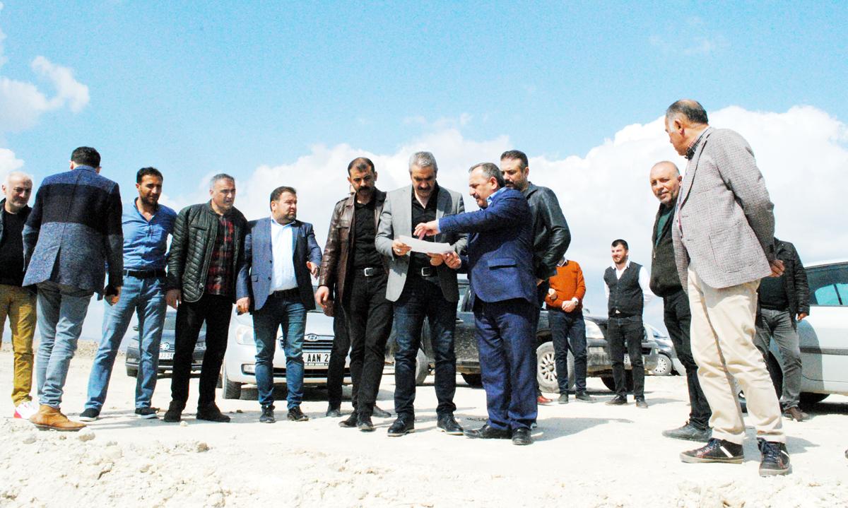 MHP'den Zanaatkarlar'a Çıkarma