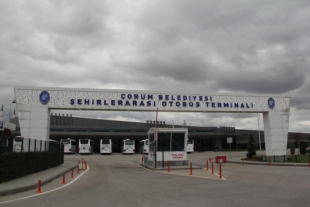 Terminal Sessizliğe Gömüldü