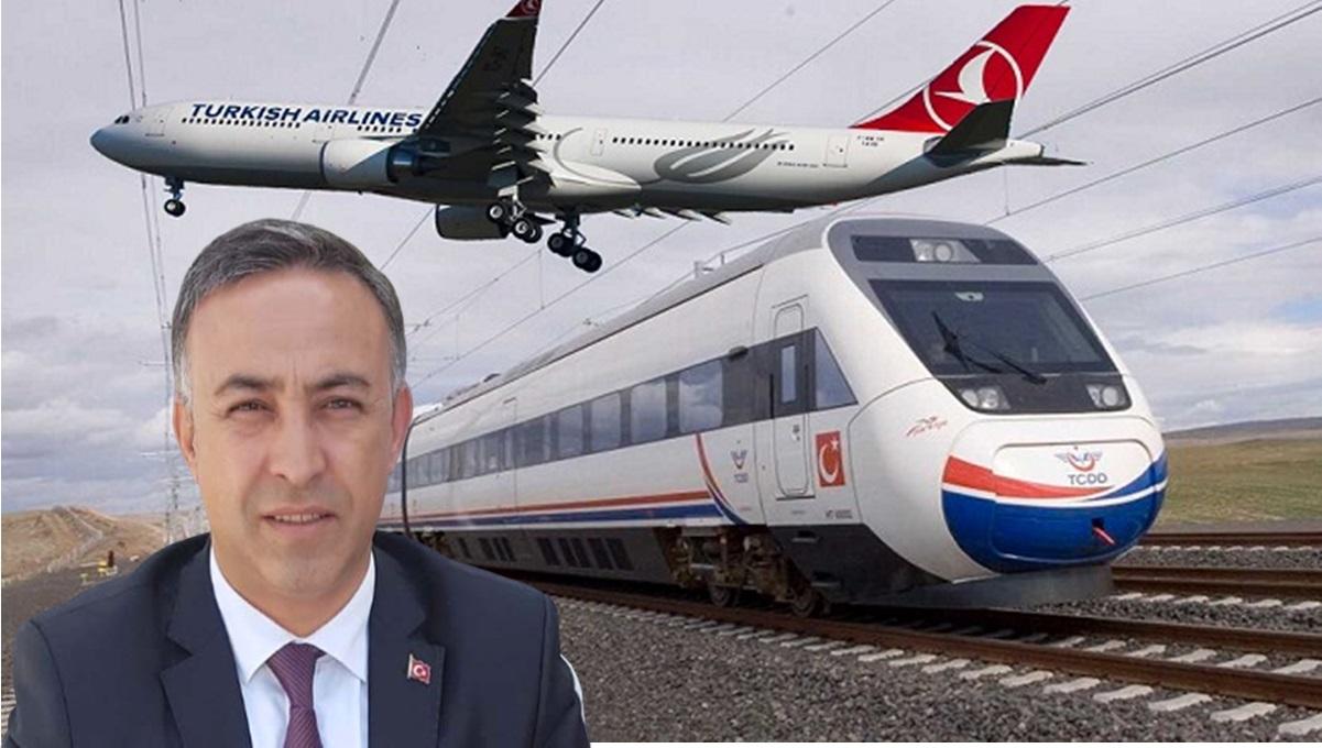 """""""Çorum'un Demiryolu ve Havaalanına İhtiyacı Var"""""""