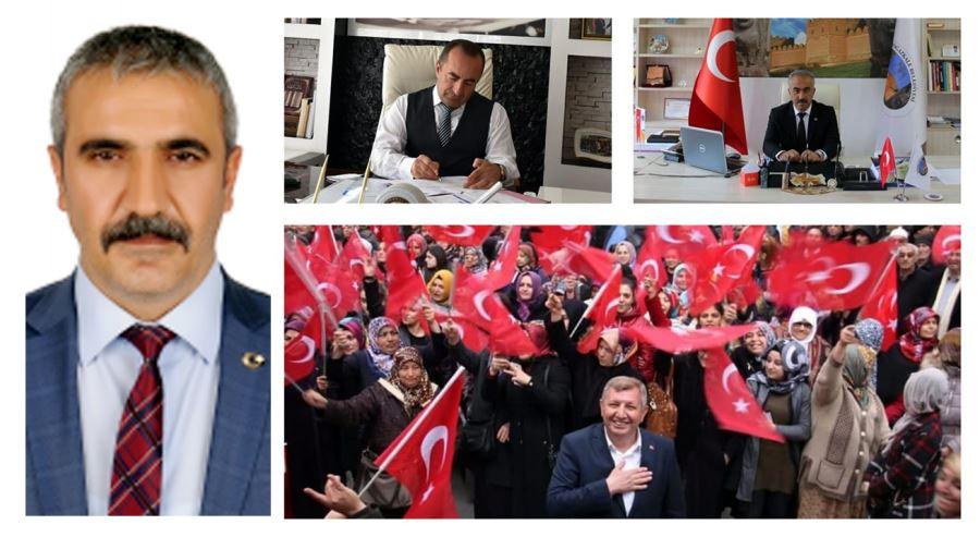 Karapıçak, MHP'li Başkanları Kutladı