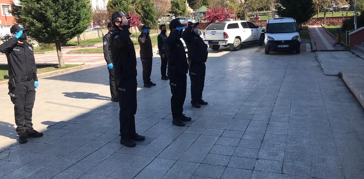 Kargı'da Polis Haftası Törenle Kutlandı