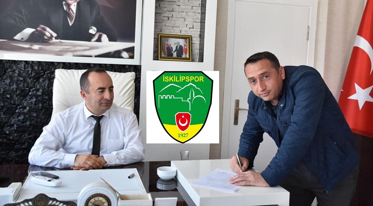İskilipspor'da Tarihi İmzalar Atıldı