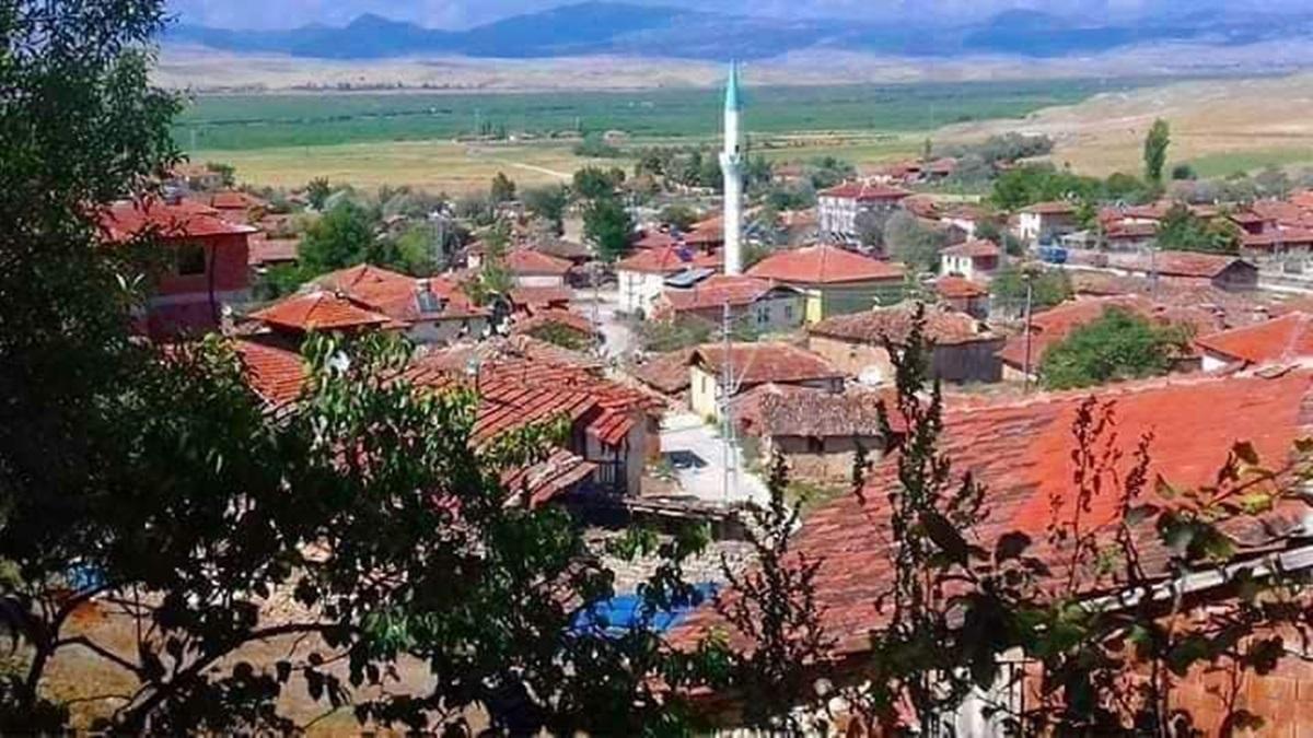 Eski Çeltek Köyü'de Karantina Altına Alındı