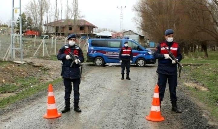 Çamlıpınar Köyü Karantinaya Alındı