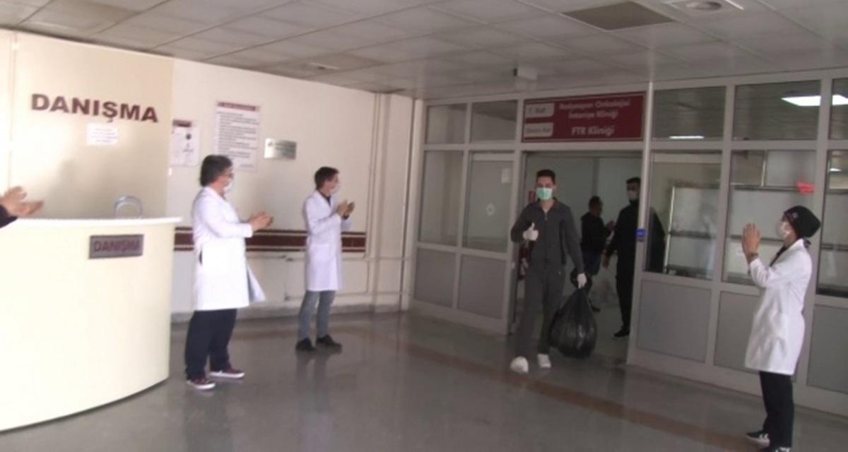25 Hasta Daha Taburcu Edildi