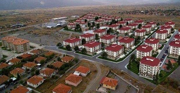 Kargı TOKİ Evleri Karantinaya Alındı