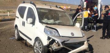 Çorum Yolunda Trafik Kazası: 3 Yaralı