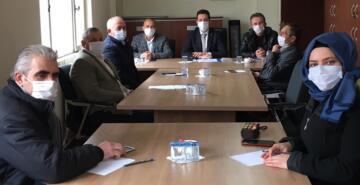 Oğuzlar Belediye Meclisi Toplandı