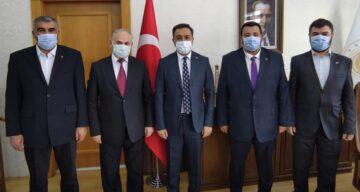 MHP İlçe Teşkilatından Ankara Çıkarması