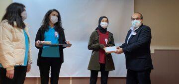 Kargı'da İstiklal Marşı'nın 100.Yıldönümü Kutlandı