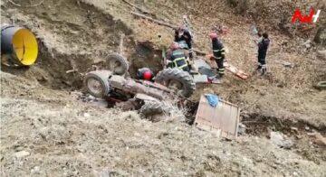 Traktörün Altında Kalan Genç Hayatını Kaybetti