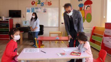 Milli Eğitim Müdürü İlçe Ziyaretlerini Sürdürüyor