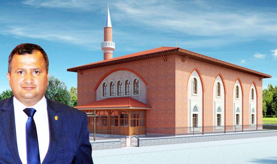 Sanayi Camii İçin Hayırseverleri Çağrı