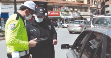 Sungurlu Polisinden Asayiş Uygulaması