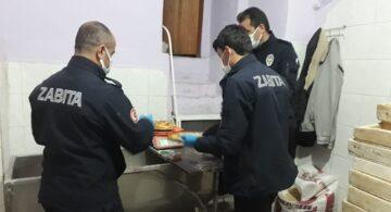 Bayat'ta Fırınlara Ramazan Denetimi