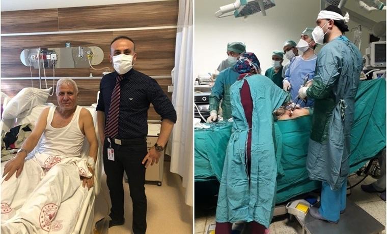 Bu Ameliyat Çorum'da İlk Kez Yapıldı