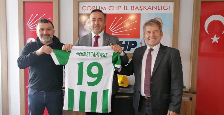 """""""Amatör Spor Kulüplerine Sahip Çıkılmalıdır"""""""