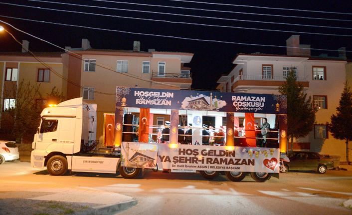 Ramazan Coşkusu Tüm Mahallelere Ulaşıyor