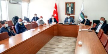 Kaya, Osmancık Projeleri İle İlgili İstişare Yaptı