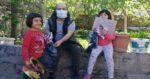 Engelli Genç 160 Çocuğu Sevindirdi