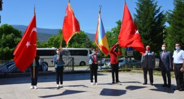 Kargı'da 19 Mayıs Törenle Kutlandı