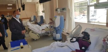 Bayat Devlet Hastanesi Diyaliz Hastalarına Şifa Dağıtıyor