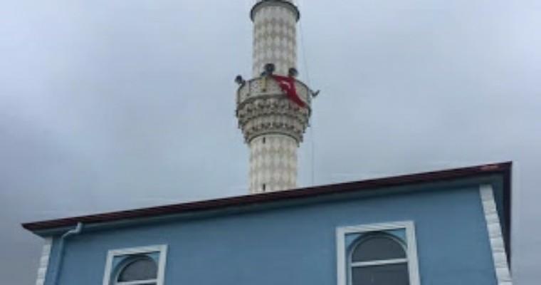 Tepearkası Köyü Camii İbadete Açıldı