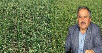 'Yağışların Az Olması Çiftçiyi Düşündürüyor'