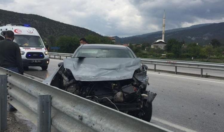 Kargı'da Zincirleme Kaza