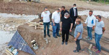 Eylül'de Koçhisar'dan Su Gelecek