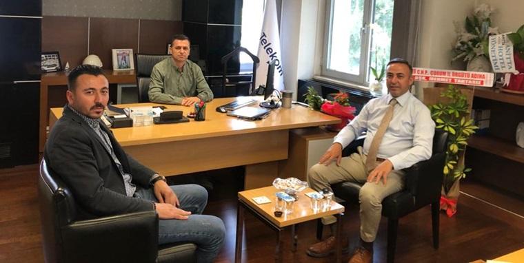 CHP, Kurum Müdürlerine Sorunları İletti