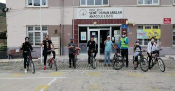 Bayat'ta Dünya Bisiklet Günü Etkinliği