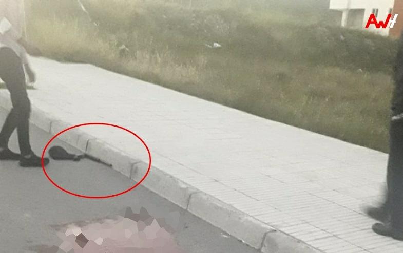 Silahla Vurulan Şahıs Ağır Yaralandı