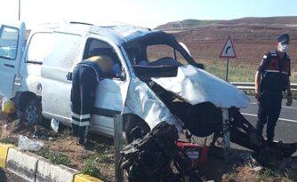 Çorum Yolunda Kaza: 5 yaralı