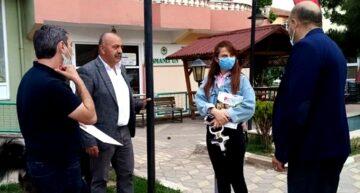 Ortaköy Şehit Adem Erboyacı Parkı Yenileniyor