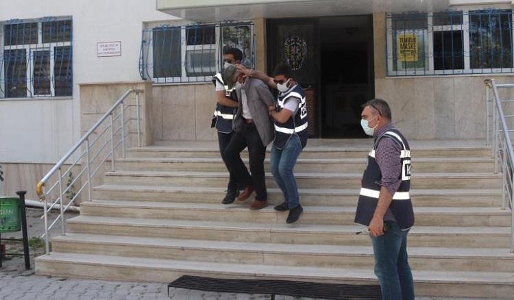 Suç Makinası Yozgat'ta Yakalandı